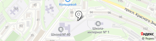 СВЁКЛА на карте Владивостока