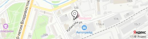 СтилМет на карте Владивостока