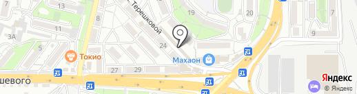 Свежие овощи и фрукты на карте Владивостока