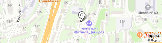 Global SIP на карте Владивостока