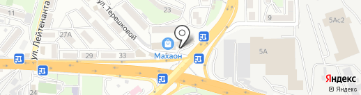С Иголочки на карте Владивостока