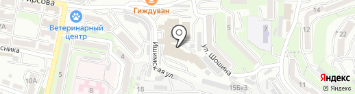 АТР24 на карте Владивостока