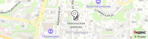 Русская Православная Старообрядческая Церковь на карте Владивостока