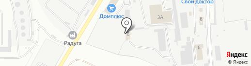 SmellsDV на карте Уссурийска