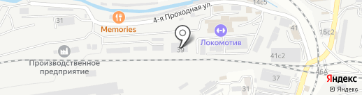 Си-ТИ М на карте Владивостока