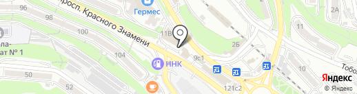 Мебель Room на карте Владивостока