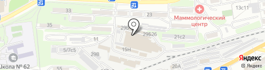 Приятные Мелочи на карте Владивостока