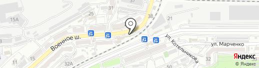 Auto-shik на карте Владивостока