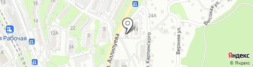 АртемТриплекс на карте Владивостока