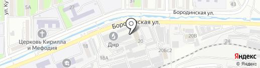 Служба доставки товаров из IKEA на карте Владивостока