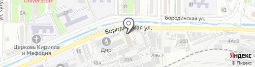Техно Стафф на карте Владивостока