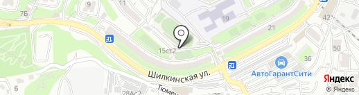 Мастерская по ремонту обуви на карте Владивостока