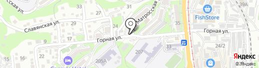 Tommi на карте Владивостока