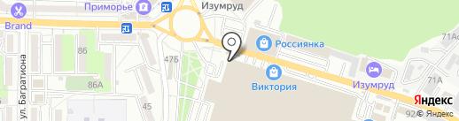 Магия Камня на карте Владивостока