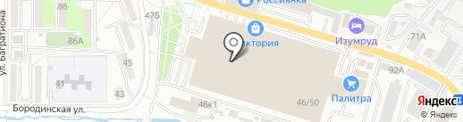 Марко Поло на карте Владивостока
