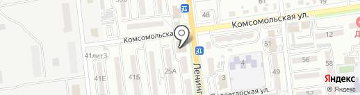 Покровская мебель на карте Уссурийска
