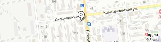 МФО Империум на карте Уссурийска
