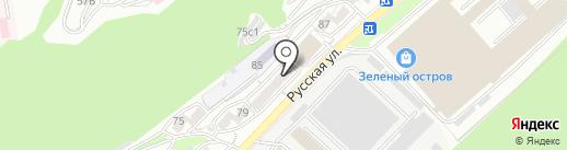 ГрантЭлемент на карте Владивостока