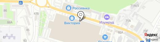 ВладСклад на карте Владивостока