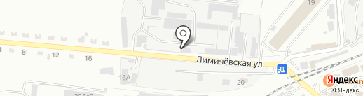 Райннер Логистик на карте Уссурийска