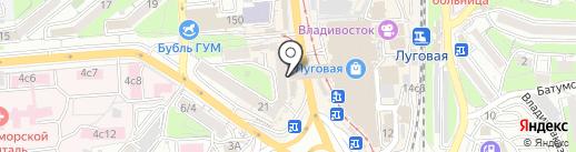 MSG MobileServiceGroup на карте Владивостока