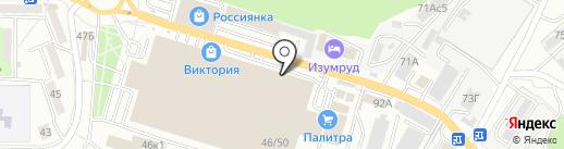 VEKA на карте Владивостока