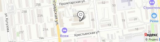 Мотористы на карте Уссурийска