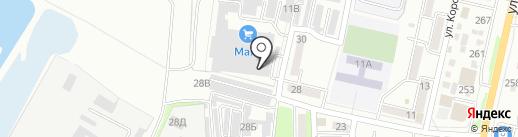 Paint Master на карте Уссурийска