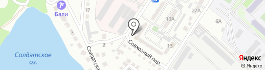 Panasia Hall на карте Уссурийска
