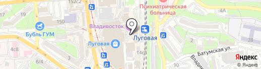 ДОСТУПНЫЙ ЗАЙМ ДВ на карте Владивостока