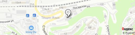Vladmotors на карте Владивостока