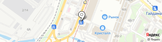 iMega на карте Владивостока