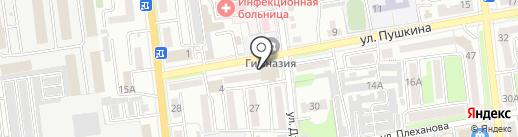 Профит на карте Уссурийска