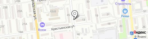 NPS на карте Уссурийска