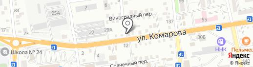 РемСтройСтандарт на карте Уссурийска