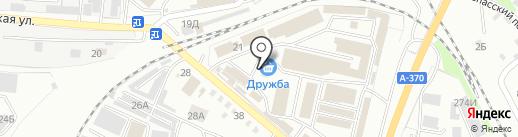СКБ Приморья Примсоцбанк на карте Уссурийска
