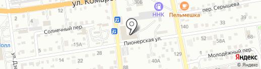Ит-профи на карте Уссурийска