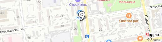 Аптечный пункт на карте Уссурийска