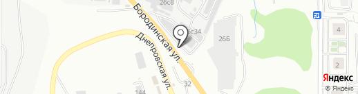 9-ЦЕХ на карте Владивостока