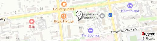 Mini Bambini на карте Уссурийска