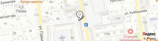 Моя аптека на карте Уссурийска