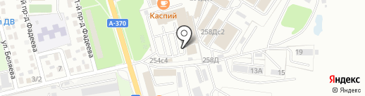DNS TechnoPoint на карте Уссурийска