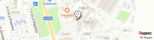 Прайскиллер TechnoPoint на карте Уссурийска