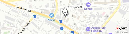 DIA SPORTS на карте Уссурийска