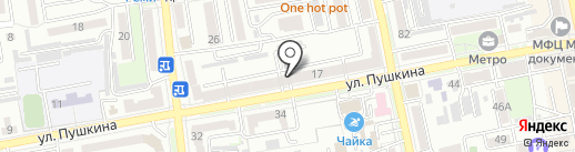 ESTHETICA на карте Уссурийска