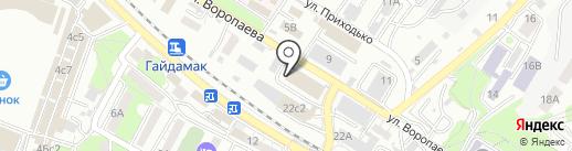 Видео Системс на карте Владивостока