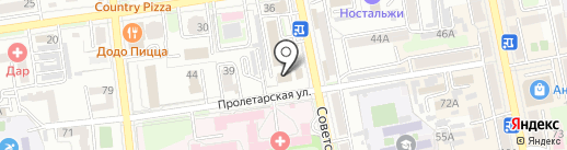 Pit Stop на карте Уссурийска