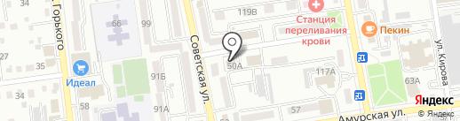 ЭНКА Техника на карте Уссурийска