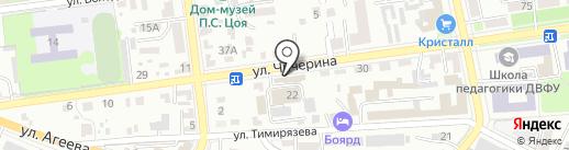 VIP.Интерьер на карте Уссурийска