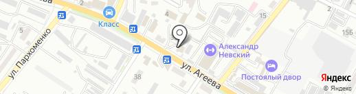 Hi-tech на карте Уссурийска